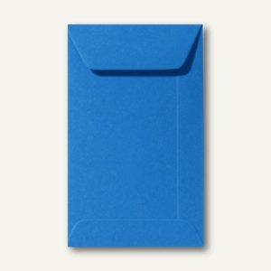 Farbige Briefumschläge 220 x 312 mm nassklebend ohne Fenster königsblau 500st.