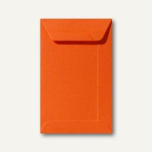 Farbige Briefumschläge 220 x 312 mm nassklebend ohne Fenster dunkelorange 500St.