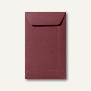 Farbige Briefumschläge 220 x 312 mm nassklebend ohne Fenster dunkelrot 500St.