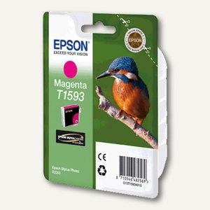Epson Tintenpatrone T1593, magenta, C13T15934010