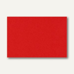 DIN A4-Karten, 210 x 297 mm, 120 g/m², korallenrot, 500 Stück