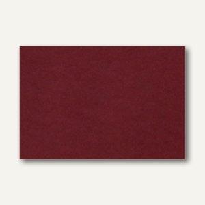 DIN A4-Karten, 210 x 297 mm, 120 g/m², dunkelrot, 500 Stück