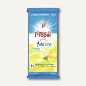 Reinigungstücher Citrus-Duft
