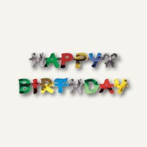Girlanden-Kette Happy Birthday