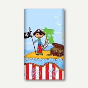 Motiv-Tischdecke Pirate Island