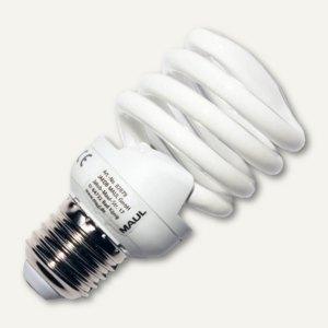 Energiespar-Leuchtmittel, Sockel E27, 15W, 220-240V, 6500K, 840lm, 3St, 8287905