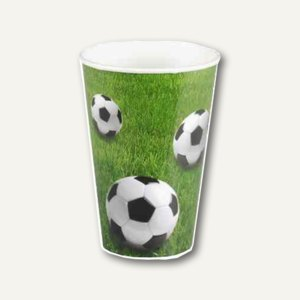 Motiv Trinkbecher Football