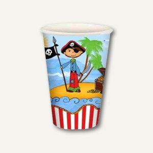 Artikelbild: Motiv Trinkbecher Pirate Island