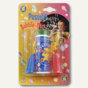 """Papstar Seifenblasen-Spiele """"Pustefix"""", mit Spielzeugfigur, 42 ml, 20St., 10202"""