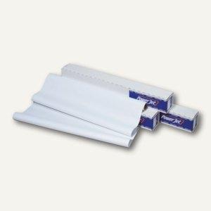 PowerJet Plotterpapier Premium Satin, 914mmx45m, 90g/qm, matt weiß, 025409036119