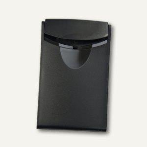 HAN Visitenkartenbox COGNITO, für 20 Karten, schwarz, 2002-13
