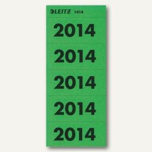 Artikelbild: Inhaltsschilder Jahreszahl 2014