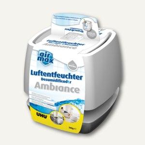 UHU Luftentfeuchter Air Max Ambiance, 500g, weiß, 48155