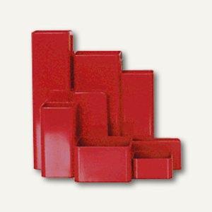 M&M Multiboy, 6 Röhren & Zettelfach, rot, 68520237