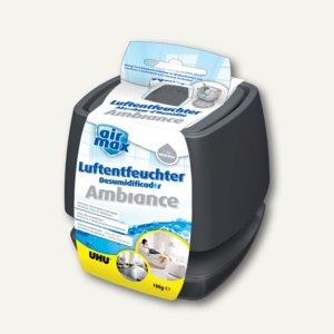 UHU Luftentfeuchter Air Max Ambiance, 100g, anthrazit, 50590