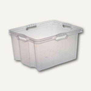 OKT Aufbewahrungsbox Multi-Box XL, 24 l, 430 x 350 x 230 mm, natur