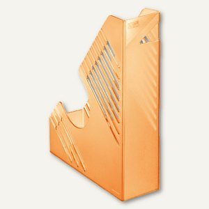 Bene Stehsammler, transluzent-orange, 50100 orangetranspar
