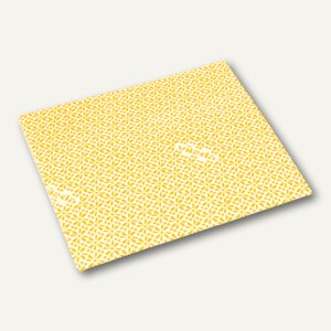 Vileda Wischtuch WiPro AntiBac, gelb, 20er Pack, 137004 137000