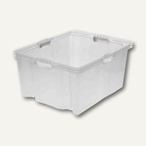 OKT Aufbewahrungsbox Multi-Box XXL, 44 l, 520 x 430 x 260 mm, natur