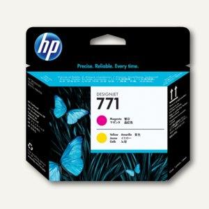 HP Druckkopf Nr.771, magenta-gelb, CE018A