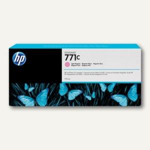 HP Tintenpatrone 771C, magenta-hell, B6Y11A