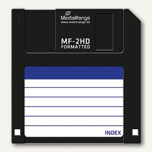 Artikelbild: Diskette MF-2HD 3