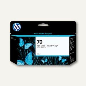 HP Tintenpatrone Nr.70, schwarz-foto, 130 ml, C9449A
