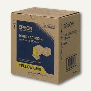 Epson Tonerkartusche für ALC3900, gelb, C13S050590