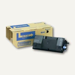 Toner schwarz für FS-4300DN - ca. 25.000 Seiten