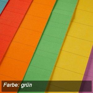 Magnetoplan Einsteckkarten, 70 mm, Karton, grün, 90 Stück, 1291405