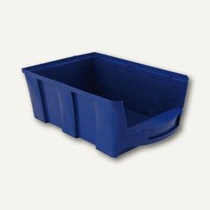 VISO Lagersichtkasten, 4 Liter, blau, STAR3B