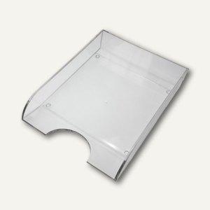 M&M Acryl-Ablage / Briefkorb, DIN A4, glasklar, 62620440SP