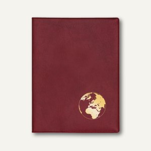 """Reisepass-Schutzhülle """"Document Safe"""", Abschirmfolie u. Zusatztasche, 100 x 135"""