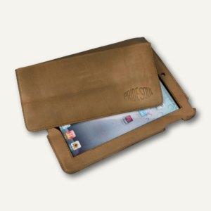 Pride & Soul Tablet-PC Hülle Slade, iPad, Leder, gelb, 47240