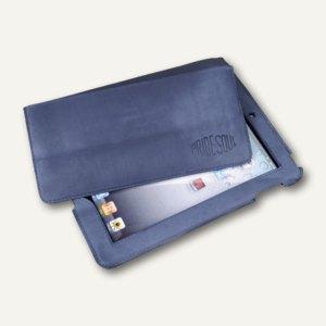 Pride & Soul Tablet-PC Hülle Slade, iPad, Leder, blau, 47237