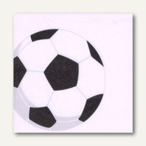 Dekorservietten Soccer
