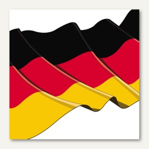 Artikelbild: Motivservietten Germany