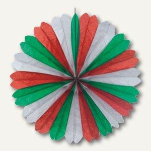 Artikelbild: Dekofächer grün/weiß/rot