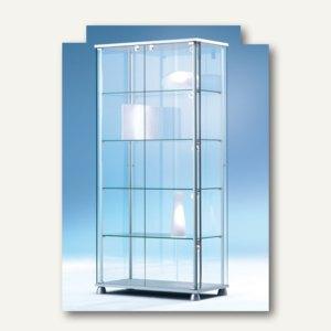 Artikelbild: Ganzglasvitrine FORUM 5 - 172 x 83 x 43 cm