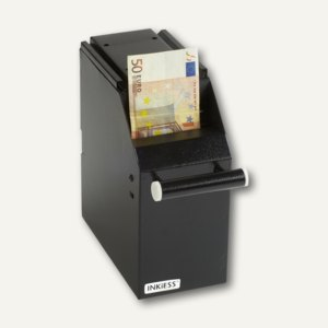 Geldscheinbox Kassenbereich