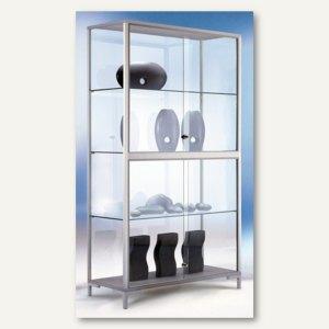 Artikelbild: Standvitrine Link/Schiebtüren - 150 x 186 x 40 cm