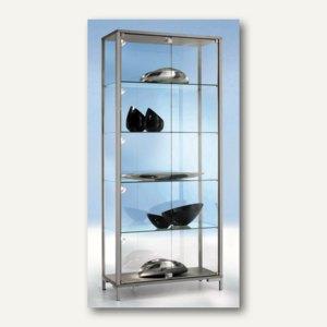 Artikelbild: Standvitrine LINK - 100 x 40 x 186 cm