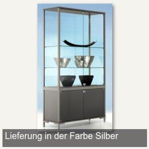 Artikelbild: Staufachvitrine LINK/Staufach - 100 x 186 x 40 cm