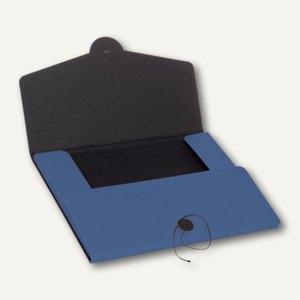 Rössler S.O.H.O. Sammelmappe für DIN A4 und größer, blau, 1529452962