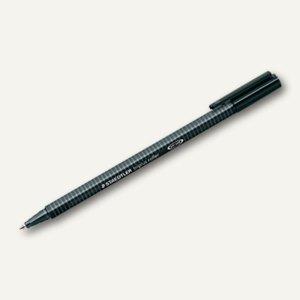 Staedtler Triplus roller 403, Tintenroller, Strichbreite 0.3 mm, schwarz, 403-9
