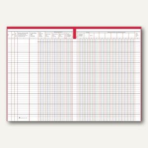 RNK Waren-Rechnungseingangsbuch, DIN A4, 60 Seiten, 30032