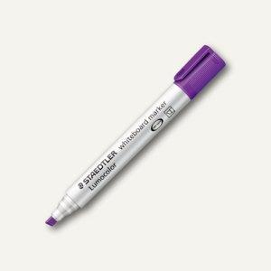"Staedtler Whiteboard Marker ""Lumocolor"", Keilspitze: 2-5 mm, violett, 351 B-6"