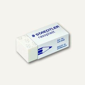Staedtler Radierer rasoplast, mit Schiebemanschette, latexfrei, klein, 526 B40