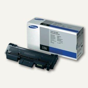 Samsung Tonerkartusche, ca. 1.200 Seiten, schwarz, MLT-D116S