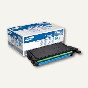 Samsung Toner für CLP-620 / CLP-670, ca. 4.000 Seiten, cyan, CLT-C5082L/ELS
